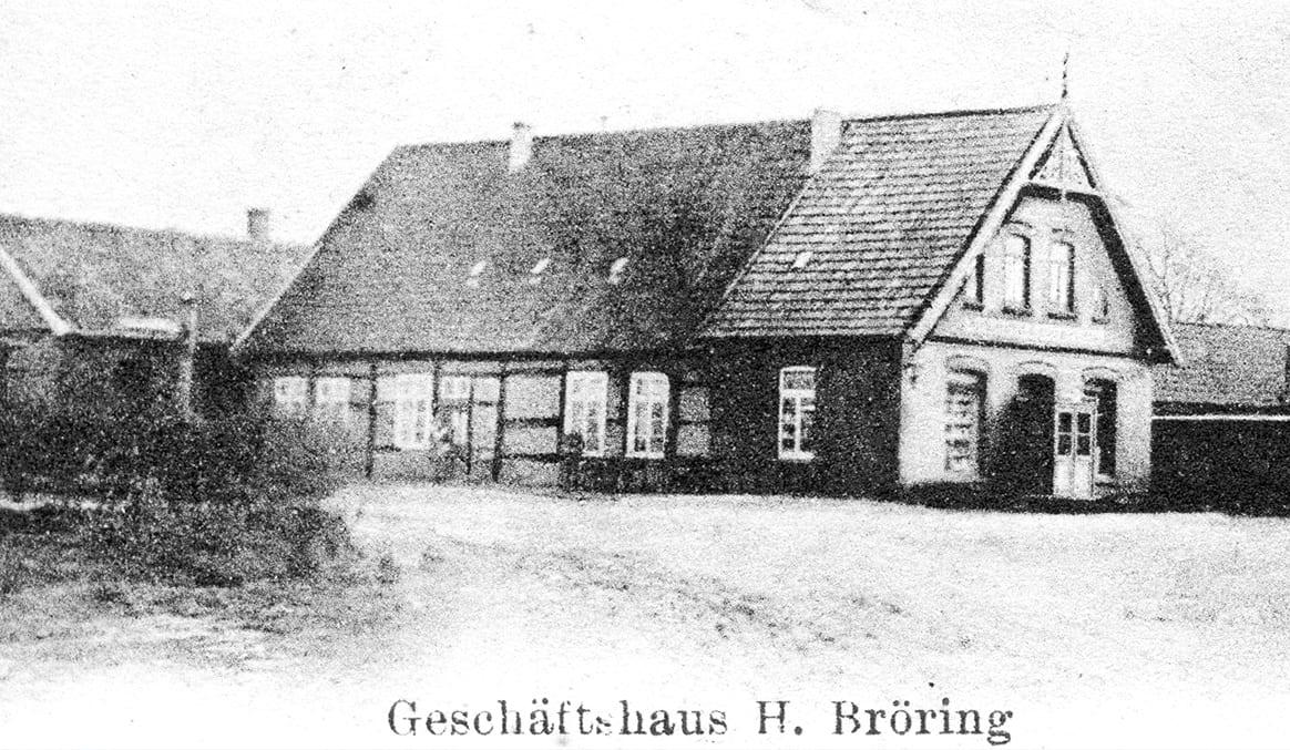Gründung durch Heinrich Bröring